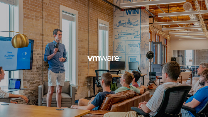 TBS Hosting a second Vmware User Group
