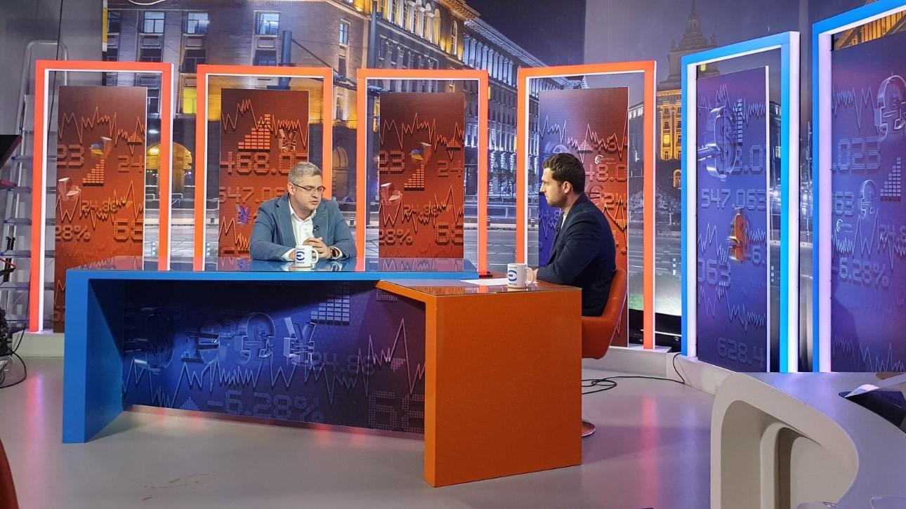 TV Evropa: Нова компания на Българската фондова борса