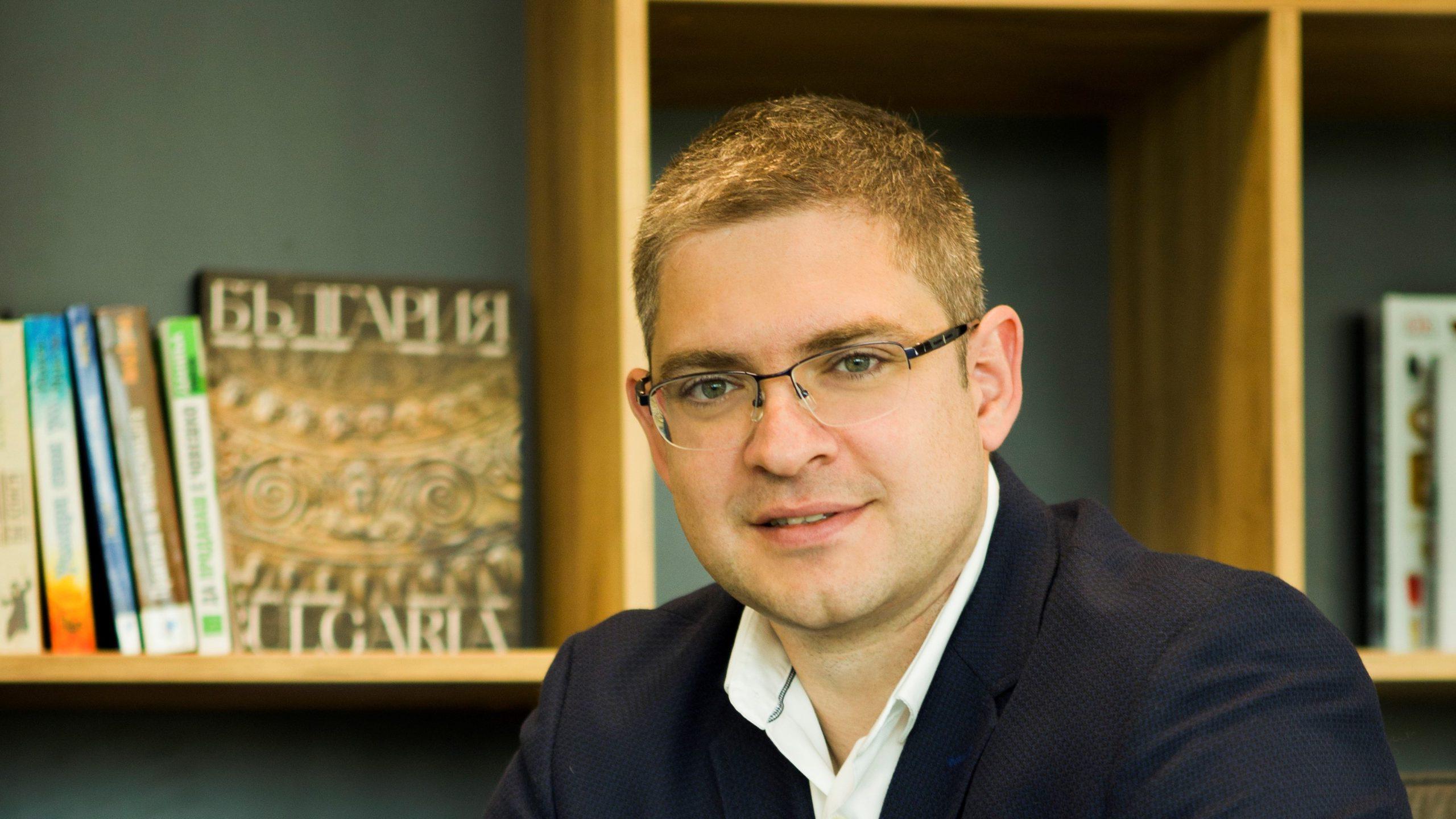 """Investor.bg: """"Иван Житиянов: COVID-19 ще е катализатор за внедряване на много IT решения"""""""