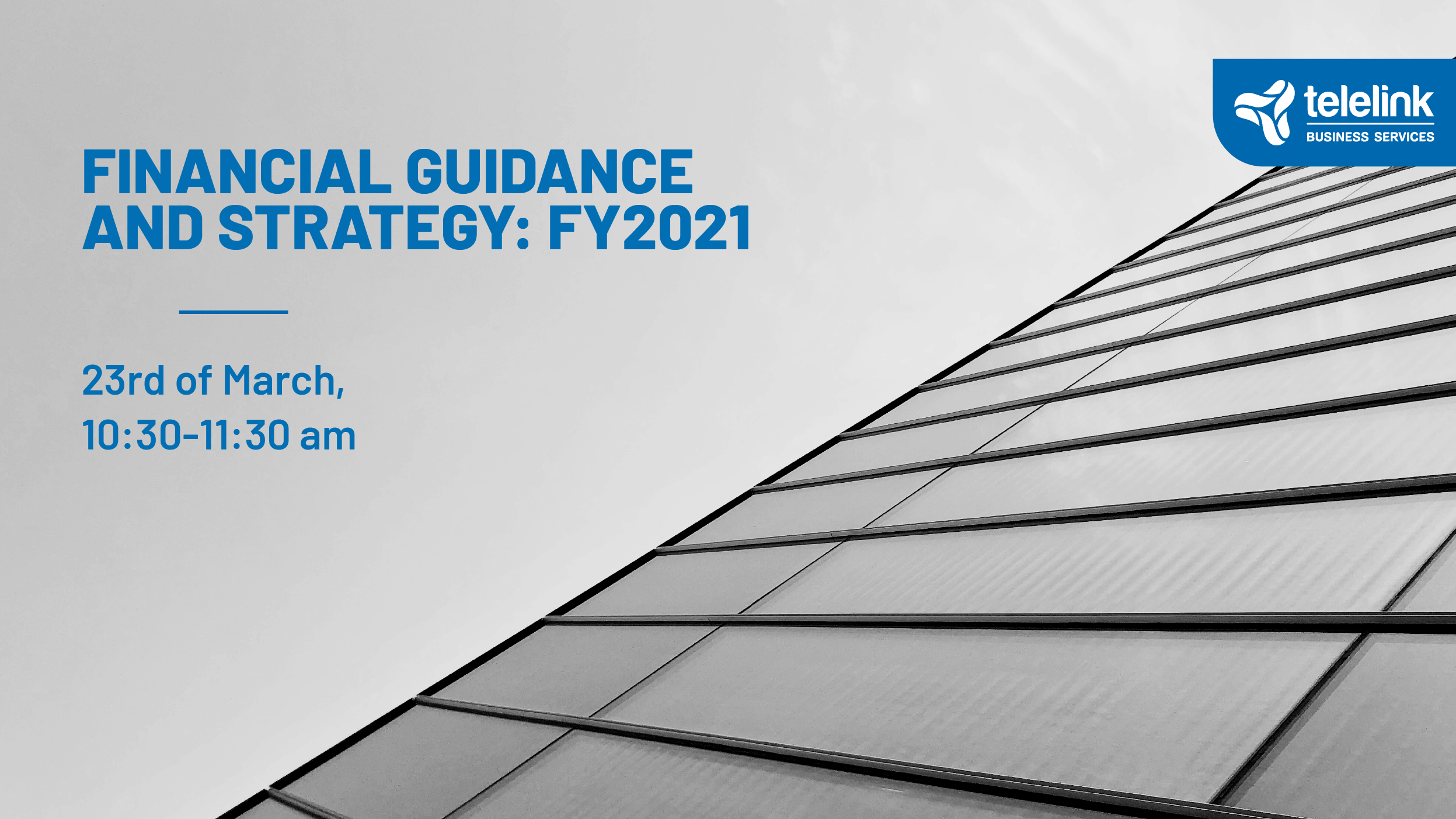 TBS Group: Financial Guidance and Strategy: FY2021