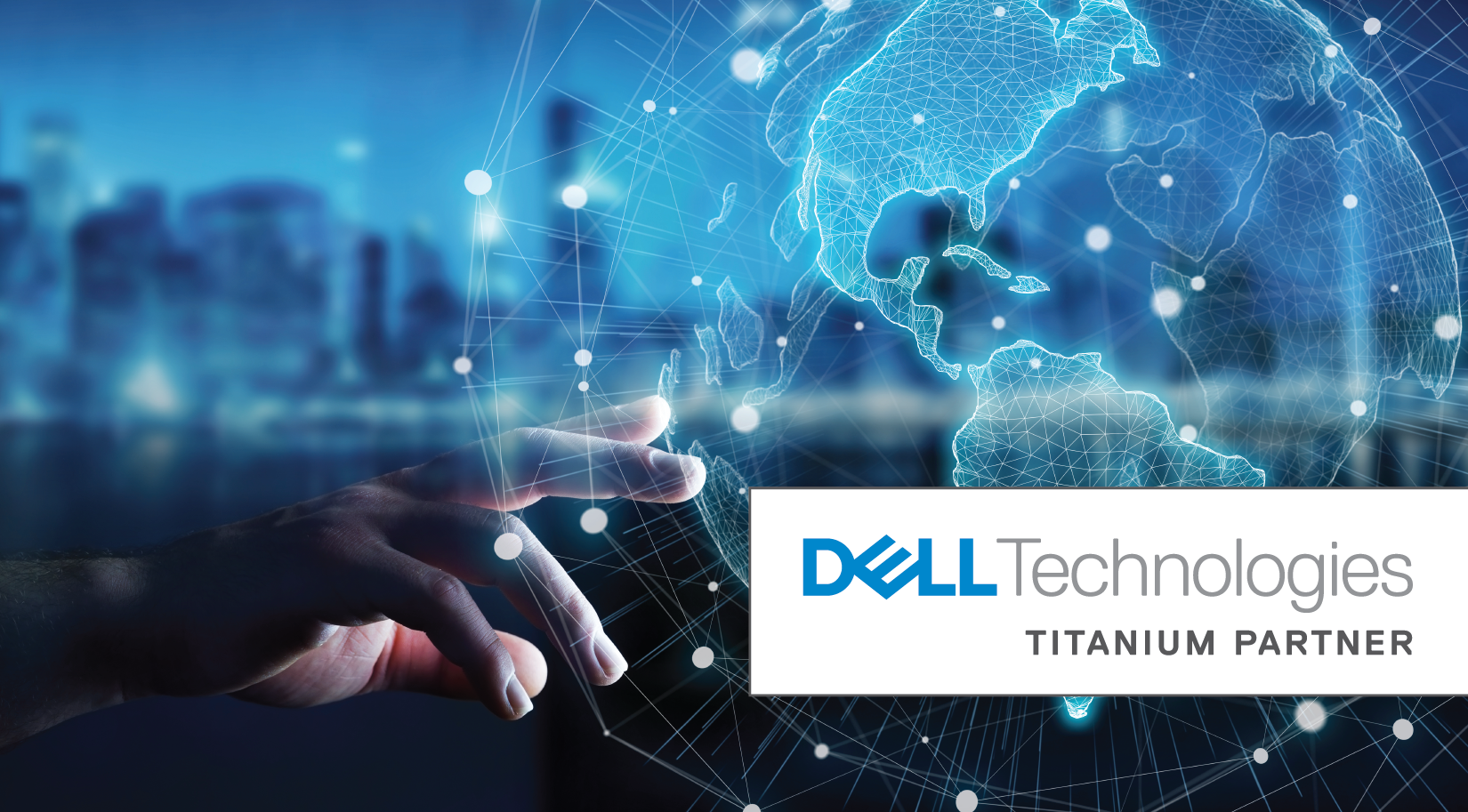 Accelerating TBS growth via our Dell Technologies Partnership