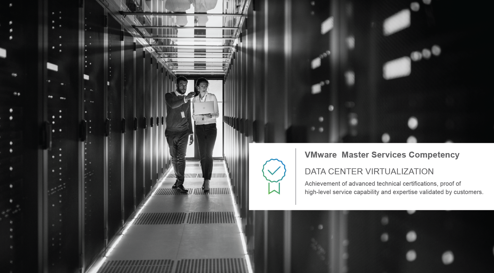 TBS Achieves VMware Master Service Competency in Data Center Virtualization