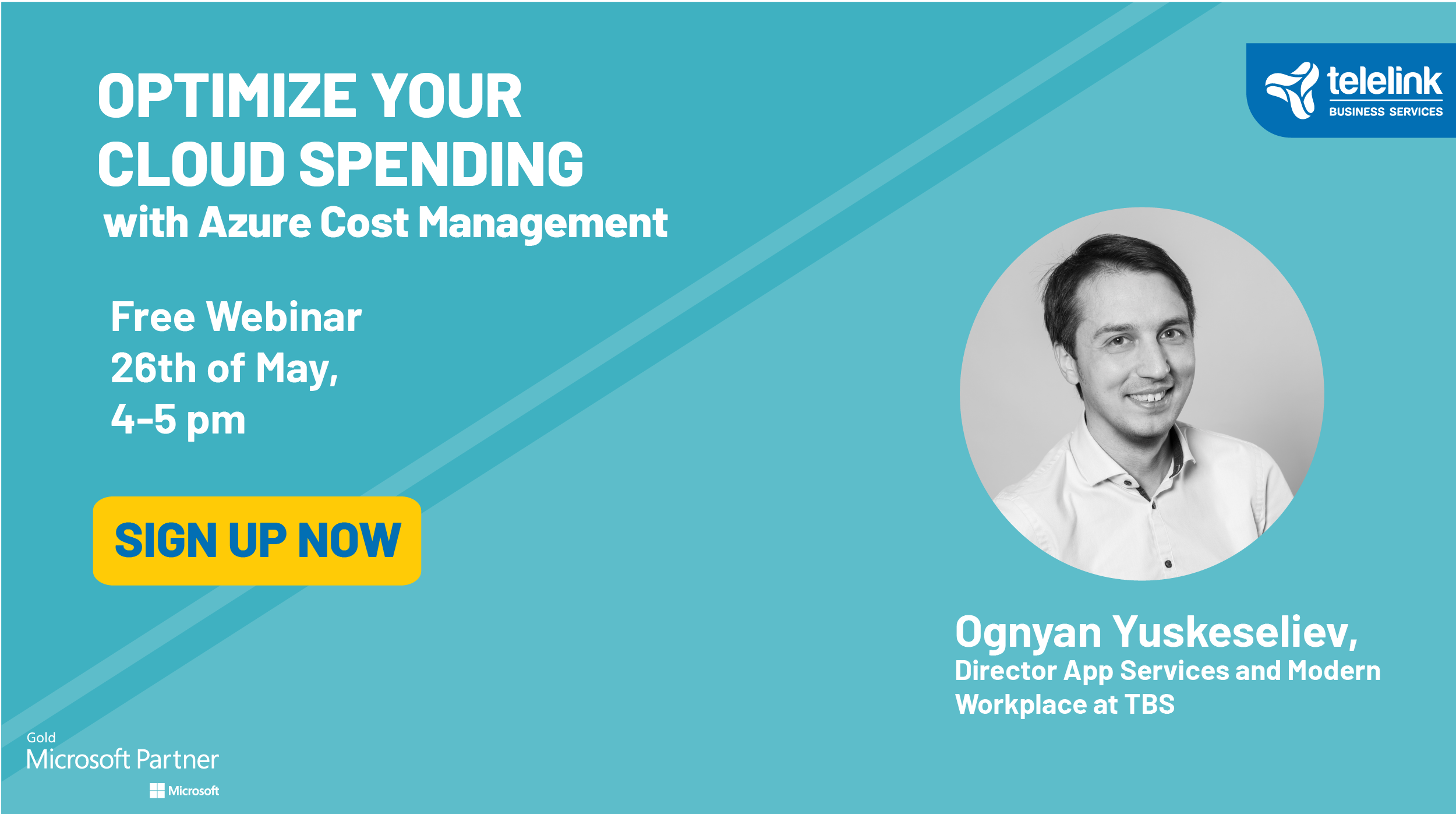 Optimize your cloud spending with Azure Cost Management