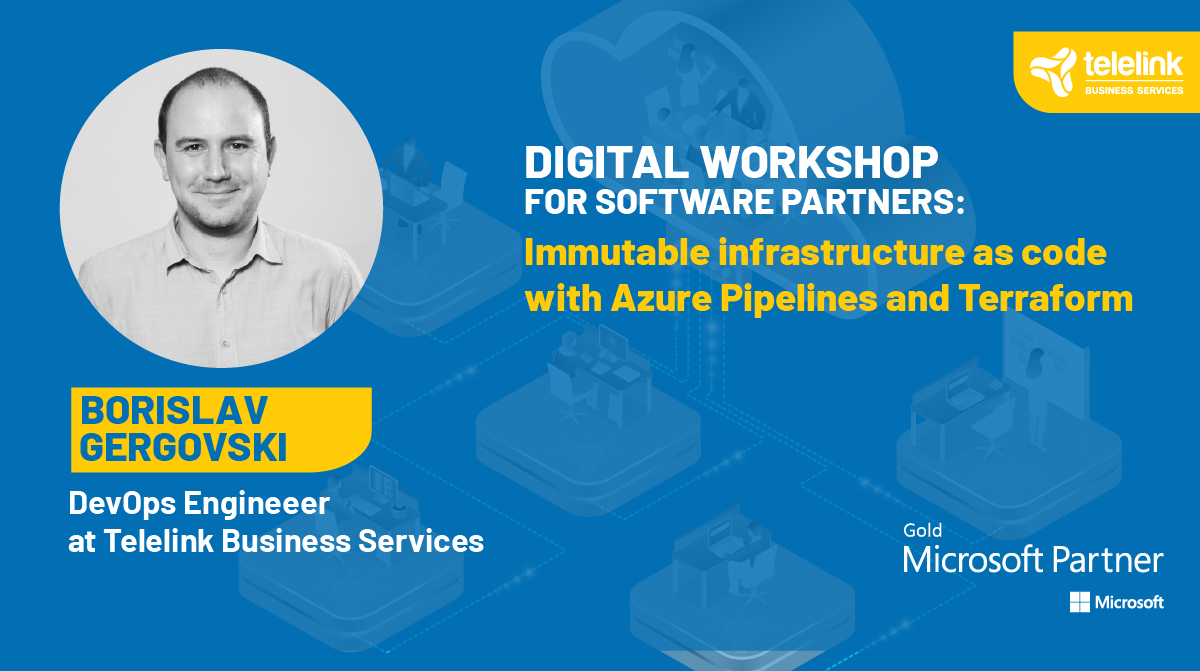 Immutable infrastructure as code with Azure Pipelines and Terraform