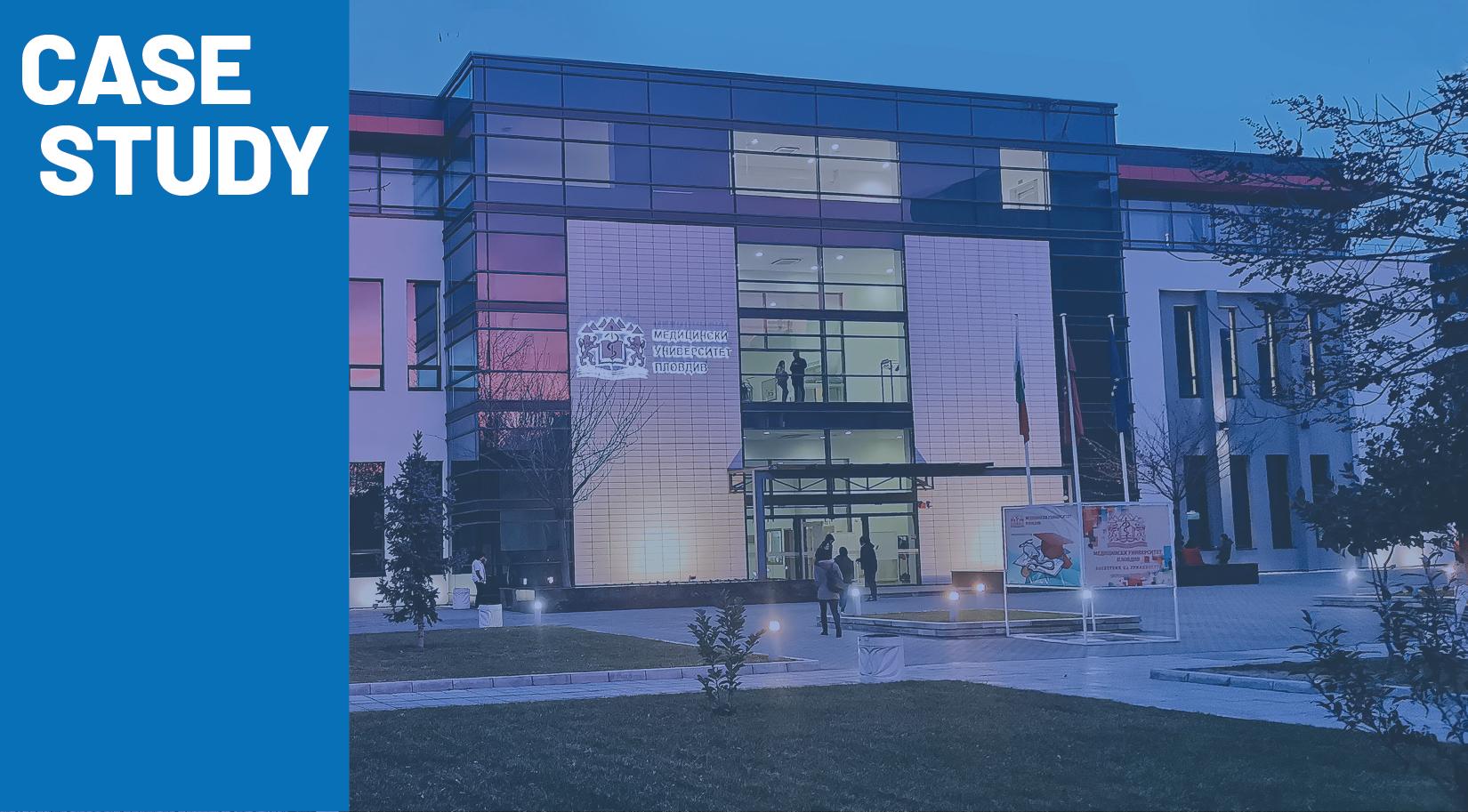Leading Bulgarian university embraces a new way of providing digital education